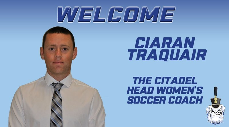 Traquair Named The Citadel Soccer Head Coach - The Citadel Athletics