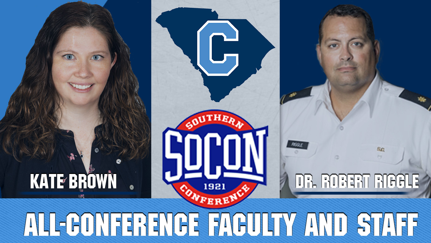 529a5ae2c Kate Brown, Robert Riggle among SoCon's 2018 All-Conference Faculty ...